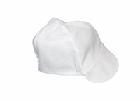 Boys Christening Hat Cotton Pique Cap