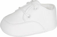 Boys Christening Shoes Baby Cotton Oxford Infant size 1