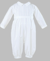 Boys Christening Outfits Newborn Baby Baptism Longalls Set