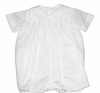 Boys Christening Outfit Romper Sweet Baptism Bubble