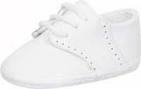 Boys Christening Shoes Soft Leather Baptism Crib size 0