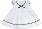 Classic Girls Sailor Dress