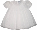 Dress Smocked Sweet Set