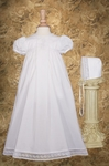 Girl's Christening Gown Budget Simple Victorian
