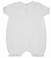 Girls Christening Outfit Romper Baptism Bubble 9 months