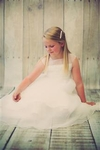 Toddler Girls Christening Dresses for Baptism