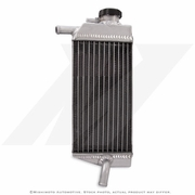03-05 Yamaha YZ250F / 03-06 WR250F Braced Aluminum Dirt Bike Radiator