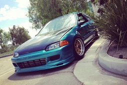 1994 Honda Civic DX Hatchback