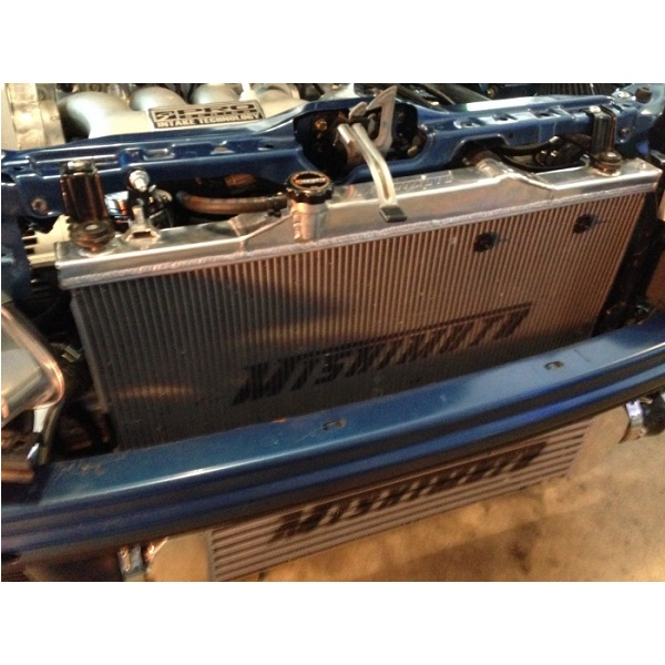Acura RSX Performance Aluminum Radiator, 2002-2006, By
