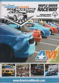 American Muscle Car Show Program - August 2014