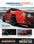 American Muscle Catalog - Spring 2015