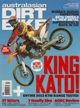 Australasian Dirt Bike - July 2012