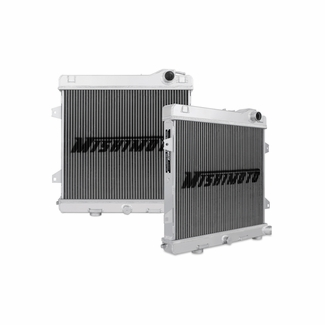 BMW E30 M3 Performance Aluminum Radiator Manual, 1987-1991 - Click to enlarge