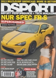 DSPORT - May 2013