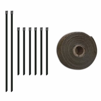 Exhaust Heat Wrap Set - Click to enlarge