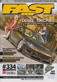 FAST CAR - October 2013