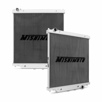 Ford 6.0L Powerstroke Aluminum Radiator, 2003-2007 - Click to enlarge