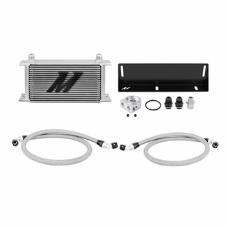 Ford Mustang 5.0L Oil Cooler Kit, 1979-1993 - MMOC-MUS-79 - Mishimoto