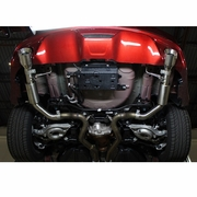 Ford Mustang GT Pro Axleback Exhaust, 2015+ PRE-SALE