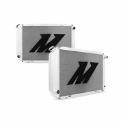 Ford Mustang Performance Aluminum Radiator, 1979-1993, Manual