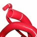 Ford Mustang V8 Silicone Radiator Hose Kit, 2005-2006 - MMHOSE-MUS-05 Image 4 - Mishimoto