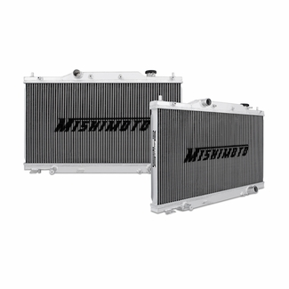 Honda Civic SI Performance Aluminum Radiator, 2002-2005 - Click to enlarge