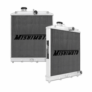 Honda Civic X-Line Performance Aluminum Radiator, 1992–2000