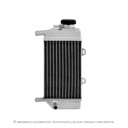 Honda CRF150R Braced Aluminum Dirt Bike Radiator, 2007-2009