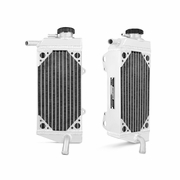 Honda CRF450X Braced Aluminum Dirt Bike Radiator, 2005-2013