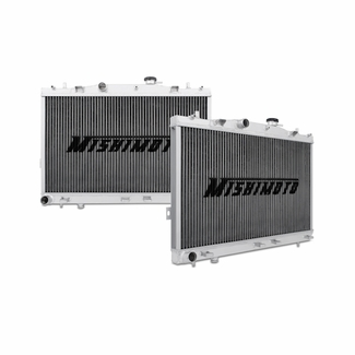 Hyundai Tiburon Performance Aluminum Radiator, 2003-2008 - Click to enlarge
