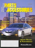 Import Automotive Parts & Accessories - November 2008