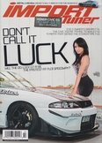 Import Tuner - July 2013