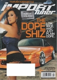 Import Tuner - May 2011