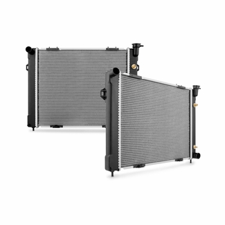 Jeep Grand Cherokee ZJ 5.2/5.9L OEM Replacement Radiator, 1998 - Click to enlarge