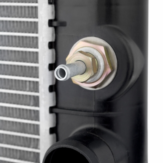 Radiator How To Plug The Auto Trans Cooling Nipples