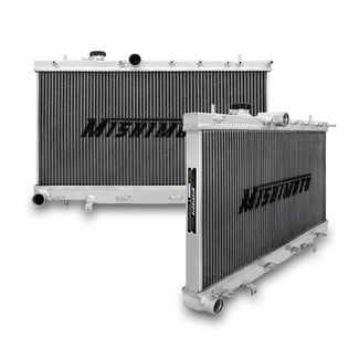 Mishimoto Performance Aluminum Radiator for Subaru WRX and STI 2001-2007 - Click to enlarge