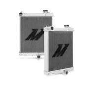 Mitsubishi Lancer Evolution 7/8/9 Half-Size Performance Aluminum Radiator, 2001-2007
