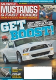 Muscle Mustangs and Fast Fords - August 2011