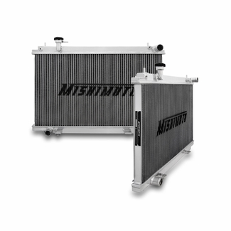 Nissan 350Z Performance Aluminum Radiator, 2003-2006 - Click to enlarge