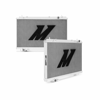 Nissan 350Z Performance Aluminum Radiator, 2007-2009 - Click to enlarge