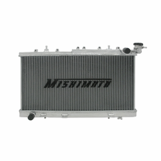Nissan Sentra Performance Aluminum Radiator, 1991-1999 Manual  - Click to enlarge