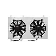 Performance Aluminum Fan Shroud Kit for Subaru Impreza GC8, 1993-1998
