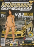 Performance Auto & Sound - April 2011