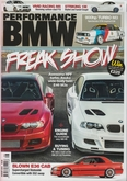 Performance BMW - August 2014