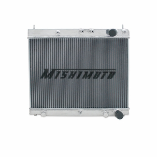 Scion xB Performance Aluminum Radiator Manual, 2004-2007 - MMRAD-XB-04 - Mishimoto