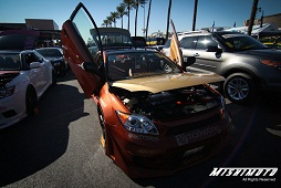 SEMA 2011 - 2006 Scion tC