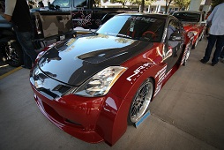 SEMA 2011 - Custom Widebody Nissan 350z