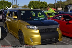 SEMA 2012 - 2009 Scion xB