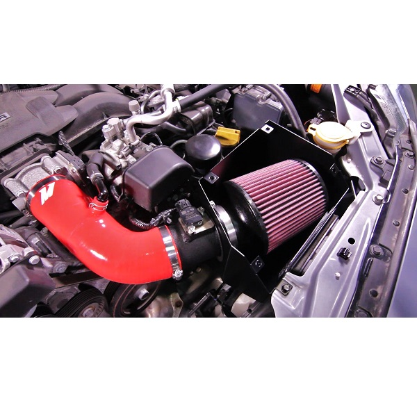 Mishimoto Performance Air Intake, Red hose for 2013+ Subaru BRZ / Scion FR-S