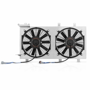 Subaru Impreza WRX/STI Plug-N-Play Performance Aluminum Fan Shroud Kit, 2001-2007